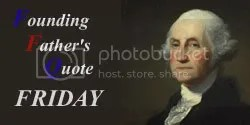 Favorite Founding Father's Quote Day