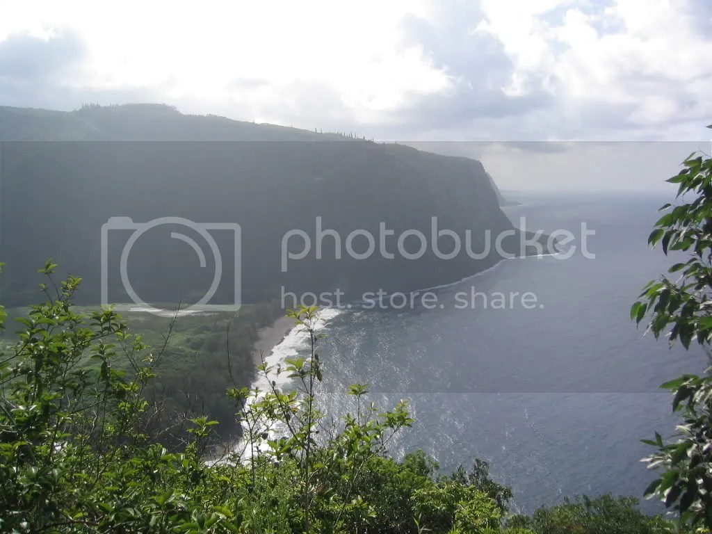 Waipio Valley Overlook