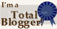 You are a full blown blogger!