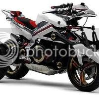 Yamaha fabrica moto de 4 rodas