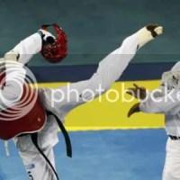 Beijing 2008: Cubano chuta cabeça de árbitro; veja o vídeo