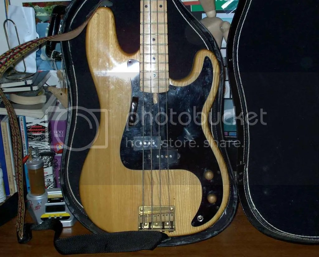 harmony bass body