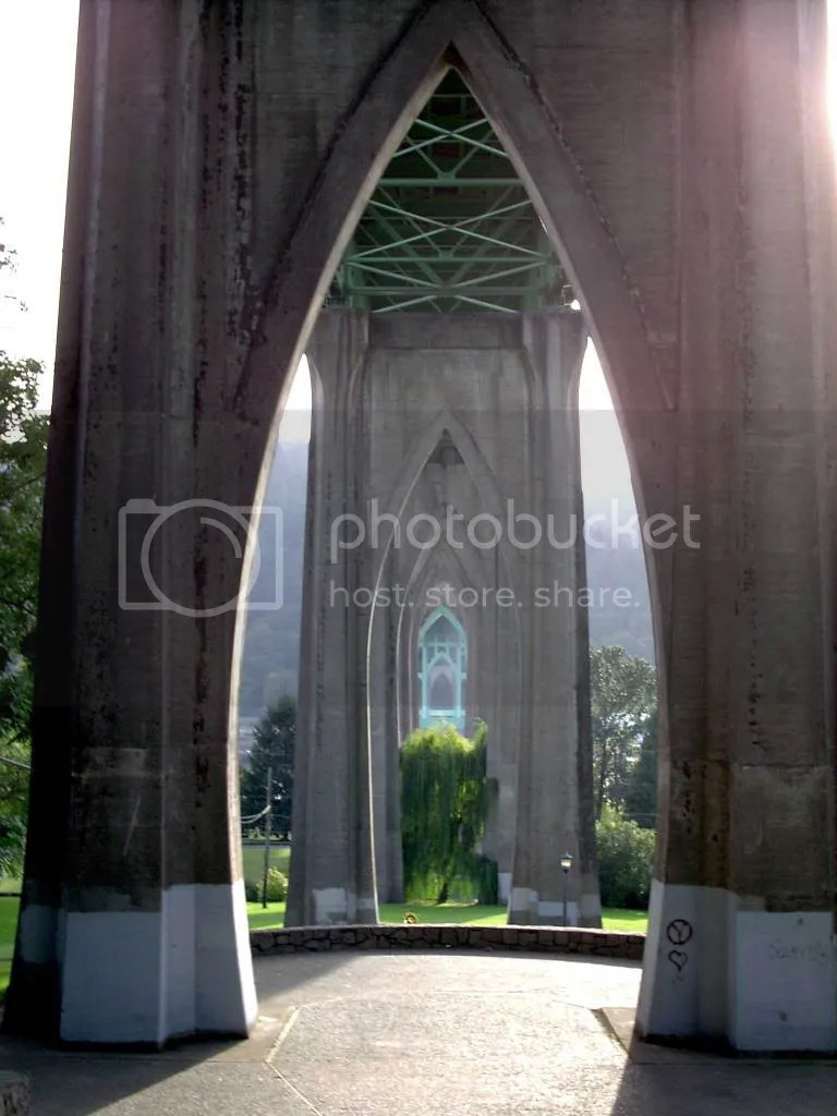 Cathedral Park Arches