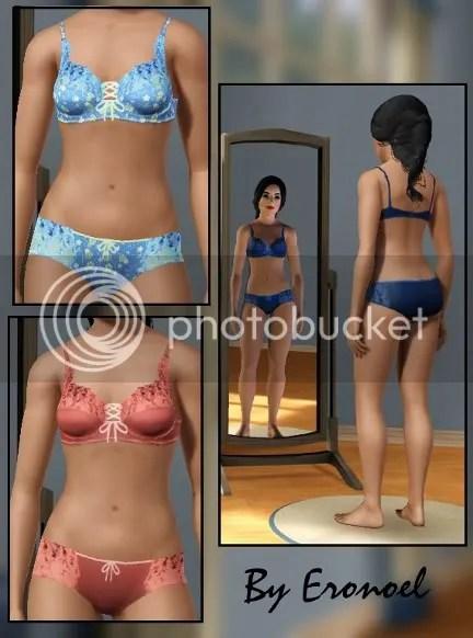 Lacy Underwear #2