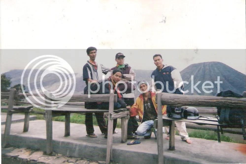 Pendakian Gn. Bromo, 2002