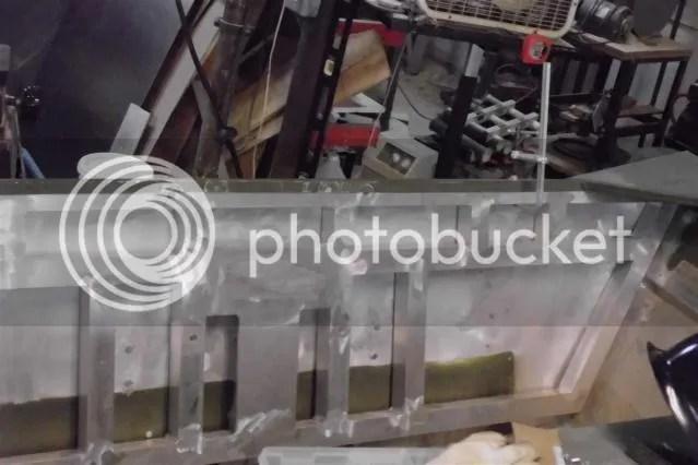Aluminum Boat Transom Replacement