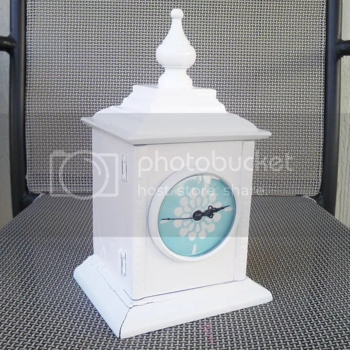 modern diy clock