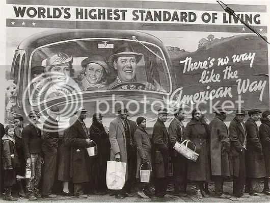 No way like the American way