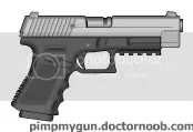 pistol, a kind of short or small arms