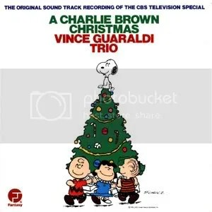 Vince Guaraldi Charli Brown Christmas