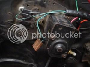 windshield washermotor plug????  Chevy Nova Forum