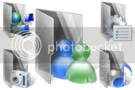 Free Web 2.0 website icons