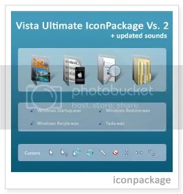 Vista Ultimate IconPackager Vs. 2