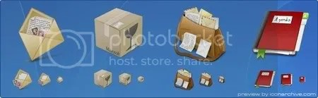 Email Me Icons by Mayosoft