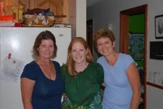 Jodie, Me and Mom