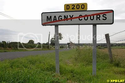 No more Magny cours!