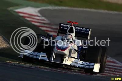 2009 BMW Sauber