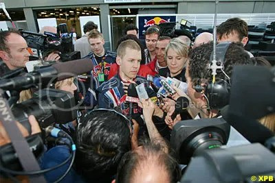 The incident left Vettel with the questions to answer, leading to a penalty