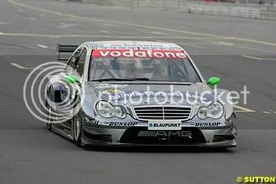 Mercedes HWA DTM