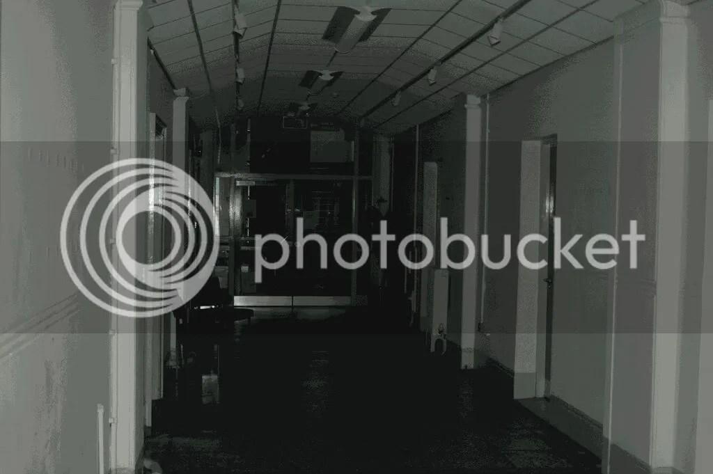 A Block dark corridor