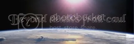 Beyond death's frail caul