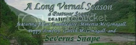 A Long Vernal Season - info banner linking to story