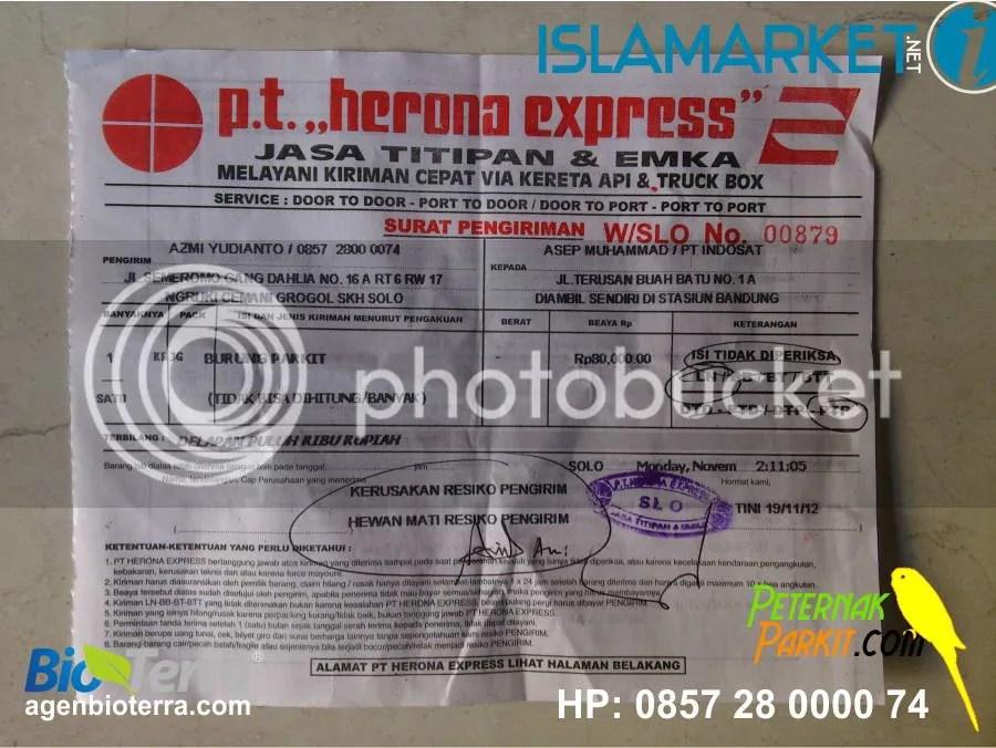 Resi Pak Asep Muhammad - Bandung (saudaranya Pak Agus Ahmad Kurniawan - Bogor) | 19 November 2012