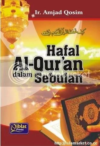 Hafal Al Qur'an Dalam Sebulan