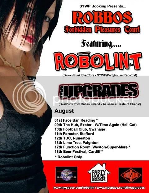 Robolint Tour