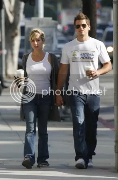 Kristin Cavallari & Nick Zano