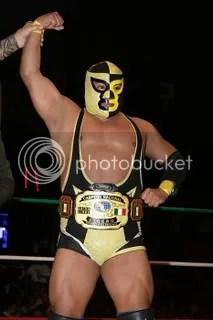 Pierrothito, lightweight champ