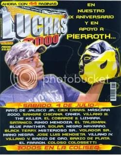 Lucha 2000 #472