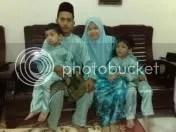 Zaireen's family