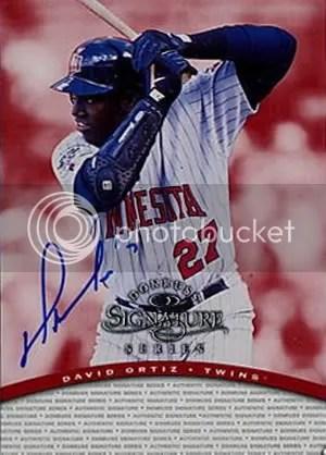 1997 Donruss Signature