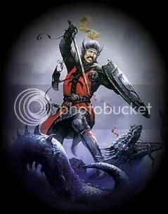 Lancelot by Ciruelo