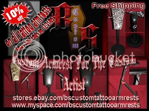White Dragon Tattoo (White Dragon Tattoo & Body Piercing Studio) on Myspace