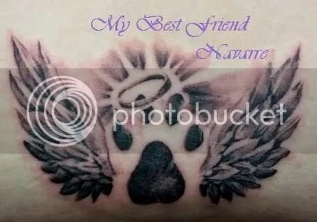Tags:Animal Print, Black, Black Ink,Black Tattoos, Dog, Paw Print, Print,