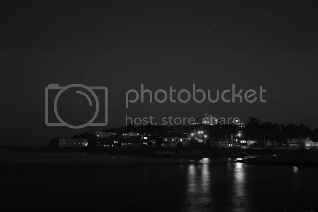 Океанская ночь