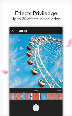 20+ Effects on VideoShow - Video Editor