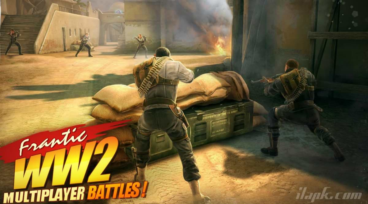 Brothers in Arms 3 MOD Unlimited Hacked