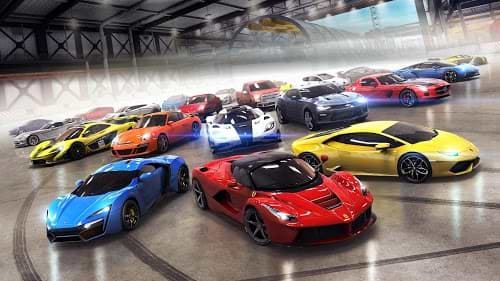 Fastest super racing cars