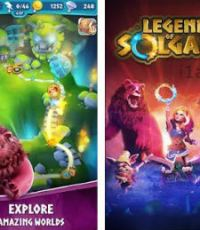 Legend of Solgard Android Game