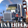 USA Truck Simulator PRO Mod Apk v1.6 Download [Unlimited Money]