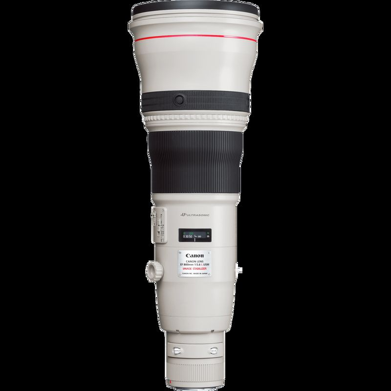 Buy Canon Ef 800Mm F/5.6L Is Usm Lens — Canon Ireland Store