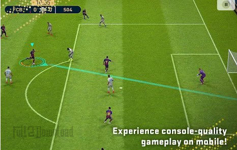 Download PES 2019 APK + Data Files