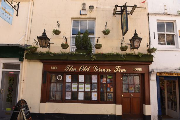 Image result for 3. The Old Green Tree, Green Street