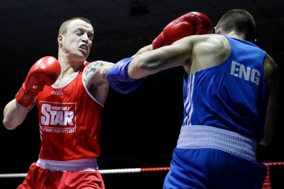 Commonwealth Games boxer Steven Donnelly believes experience will     Commonwealth Games boxer Steven Donnelly believes experience will help him  deliver gold