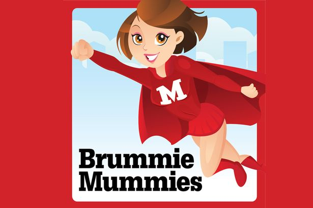Brummie Mummies logo for topic page
