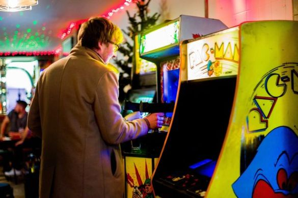 Retro games arcade to open in Bullring   Birmingham Live Games arcade  Image  Publicity Picture
