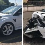 How Car Thieves Modified High Powered Ford Rs Before Horror Tractor Crash In Great Barr Birmingham Live